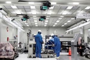 Trung Quốc mua hệ thống in thạch bản từ Hàn Quốc để sản xuất bán dẫn