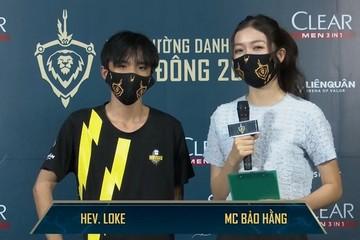 Saigon Phantom thua sốc trước đột áp chót ĐTDV mùa Đông 2020
