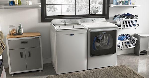Nên chọn máy giặt cửa dưới hay cửa trên?