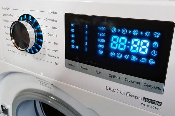 Có nên mua máy giặt kèm chức năng sấy quần áo?