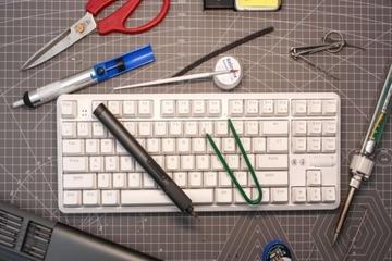 Cách giảm tiếng ồn và tăng cảm nhận tay cho bàn phím cơ