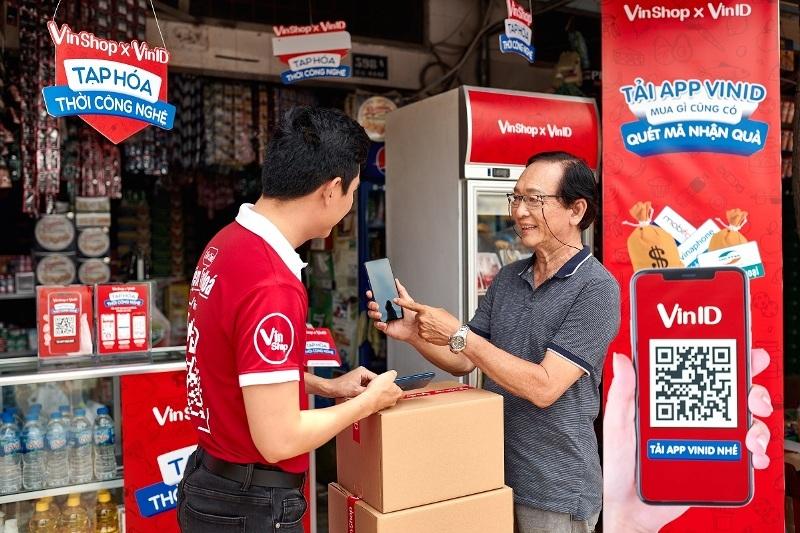 Vingroup ra mắt ứng dụng VinShop - mô hình bán lẻ B2B2C lần đầu tiên tại Việt Nam