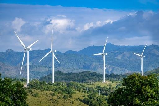 Sóc Trăng khởi công 2 nhà máy điện gió, tổng công suất 60MW