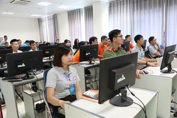 Lai Châu diễn tập xử lý tình huống tấn công lây nhiễm mã độc qua email