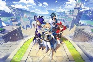 Lý giải hiện tượng game Genshin Impact thu hút 10 triệu người chơi