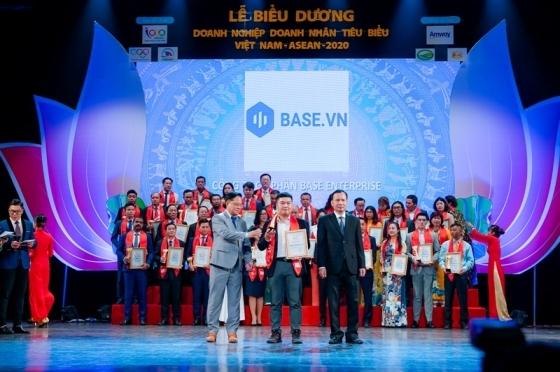 Top doanh nghiệp tiêu biểu ASEAN 2020 có đến hơn một nửa là khách hàng của Base.vn