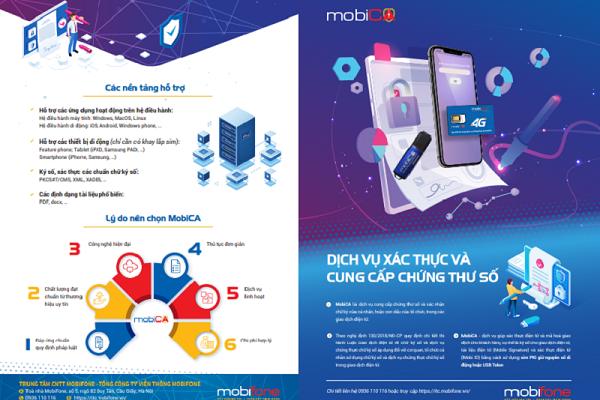 Tăng cường tối đa các giải pháp kỹ thuật, MobiFone đồng hành đẩy nhanh tiến trình chính phủ số