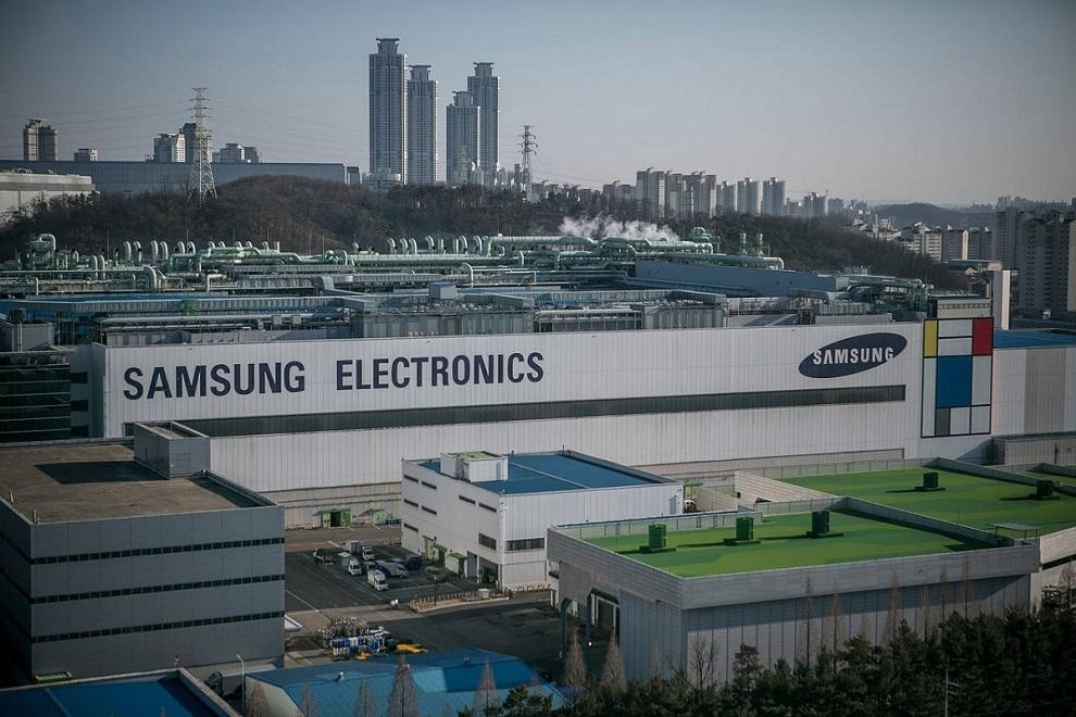 """Samsung báo lãi """"khủng' trong quý 3"""