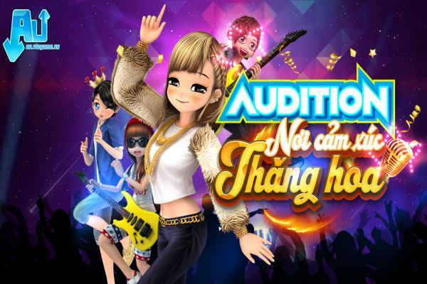VTC Game thông báo đóng cửa Audition tại Việt Nam