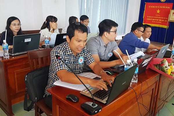 Phú Yên diễn tập ứng cứu sự cố tấn công mạng bằng phần mềm gián điệp
