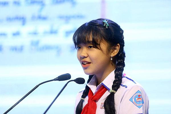 Học sinh Việt Nam giành giải Ba quốc tế thi viết thư UPU lần thứ 49