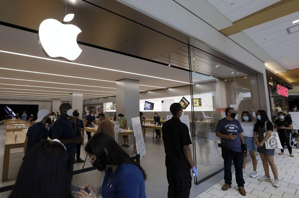 Apple vừa thay đổi chính sách giao hàng để người dùng nhận được sớm hơn