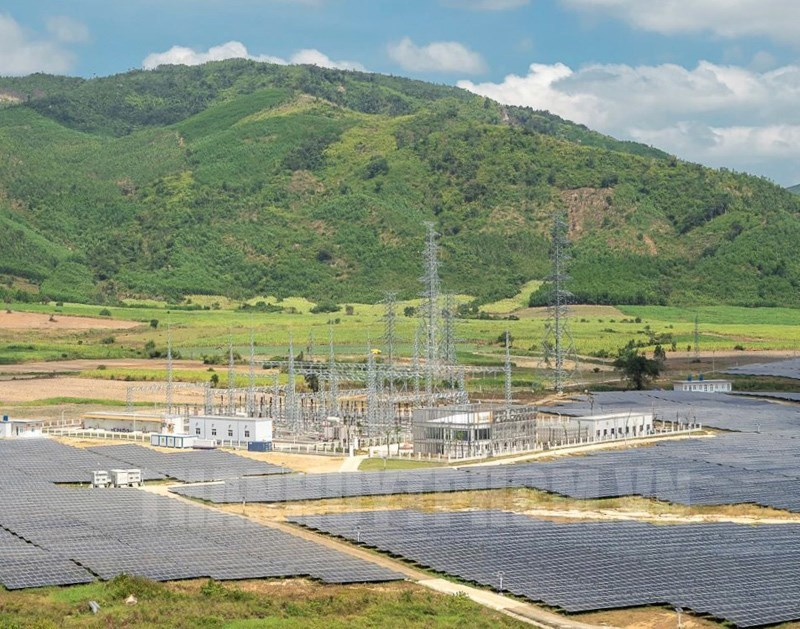 JICA hỗ trợ Việt Nam xây dựng nhà máy điện mặt trời lớn nhất Đông Nam Á