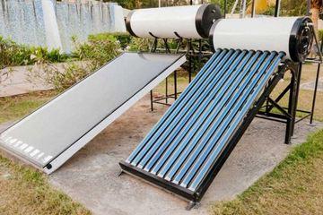 Điều khiến máy nước nóng năng lượng mặt trời không hiệu quả