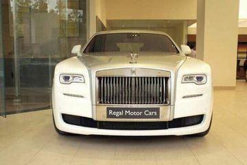Đại lý Rolls-Royce chính hãng tại Việt Nam dừng hoạt động