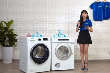 Những lưu ý khi chọn mua máy sấy quần áo cho gia đình