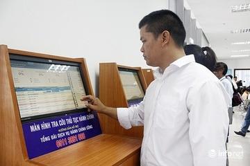 Quy chế thực hiện thủ tục hành chính trên môi trường điện tử của Bộ TT&TT