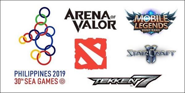 BTC SEA Games 31 đề xuất bổ sung eSports làm môn thi đấu chính thức