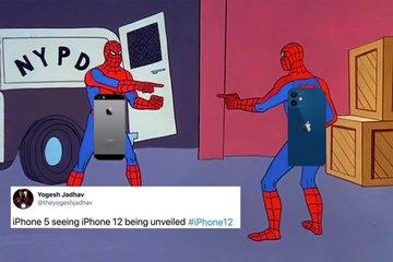 Dân mạng 'cạn lời' vì iPhone 12 giống hệt iPhone 5