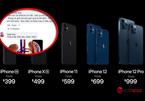 iPhone 12 bị dân mạng Việt Nam châm biếm vì không bán kèm củ sạc