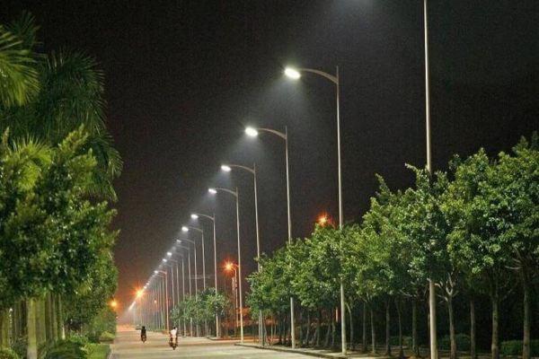 Giải pháp tủ điều khiển tiết kiệm năng lượng cho hệ thống chiếu sáng đèn đường