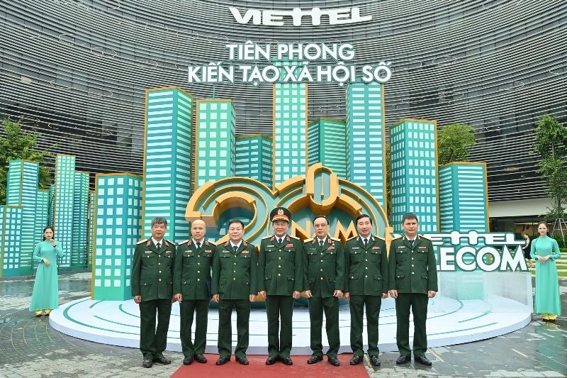 Viettel Telecom đặt mục tiêu trở thành doanh nghiệp chủ đạo kiến tạo xã hội số
