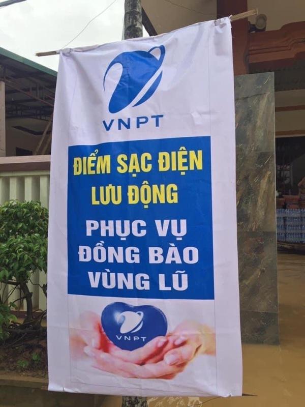 VNPT,hỗ trợ khách hàng,bão số 6,số 7