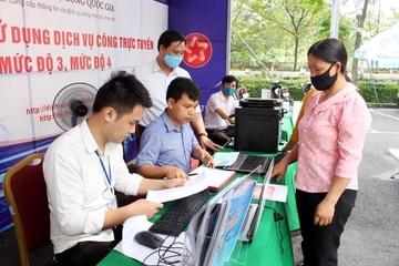 Bộ TT&TT tăng tốc triển khai cung cấp dịch vụ công trực tuyến mức độ 4