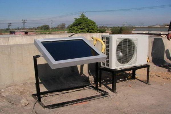 Điều hòa không khí sử dụng năng lượng mặt trời
