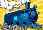 'Thành phố iPhone' chạy hết tốc lực trước giờ iPhone 12 lên kệ