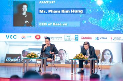 Base.vn đại diện Việt Nam trình bày giải pháp chuyển đổi số với cộng đồng doanh nghiệp trong khu vực tại ASEAN Startup Forum 2020