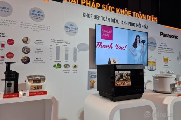 Panasonic giới thiệu bộ sản phẩm làm sạch không khí, diệt khuẩn