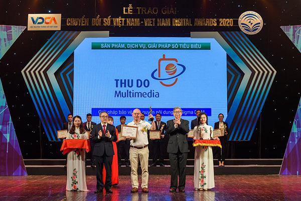 """40 sản phẩm, giải pháp """"Make in Vietnam"""" xuất sắc góp phần đẩy nhanh chuyển đổi số"""