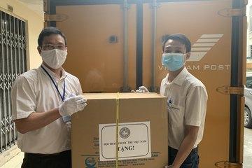 Bưu điện Việt Nam miễn phí chuyển phát hàng cứu trợ tới miền Trung