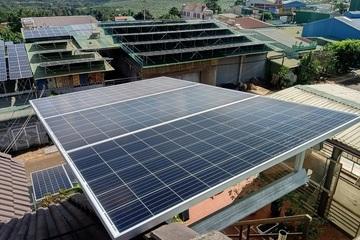 Gia Lai khai thác thêm 9,423MWp điện mặt trời mái nhà từ huyện Đức Cơ
