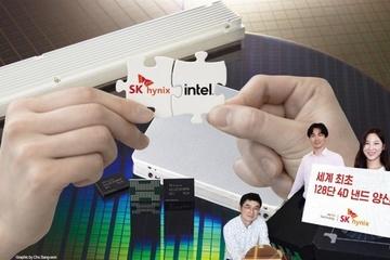 """SK hynix sẵn sàng xây dựng """"đế chế chip nhớ"""""""