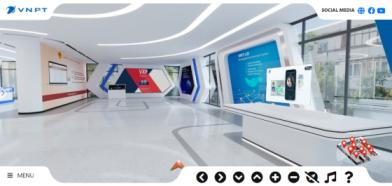 Loạt sản phẩm công nghệ số của VNPT tại triển lãm ITU Digital World 2020