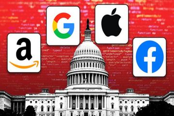 """Mỹ kiện Google độc quyền, """"điềm xấu"""" với các công ty công nghệ"""
