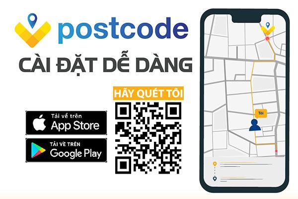 Ứng dụng mã địa chỉ Vpostcode để cứu trợ người dân vùng lũ miền Trung nhanh hơn
