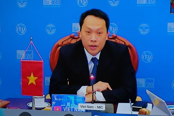 """'Việt Nam cam kết đồng hành cùng ITU và các nước thành viên xây dựng thế giới số"""""""