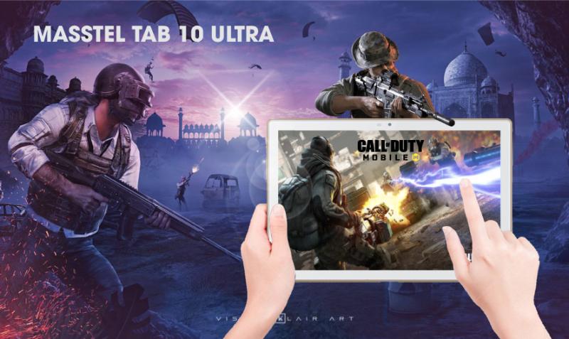Máy tính bảng Masstel Tab10 Ultra siêu phẩm tablet học tập và giải trí