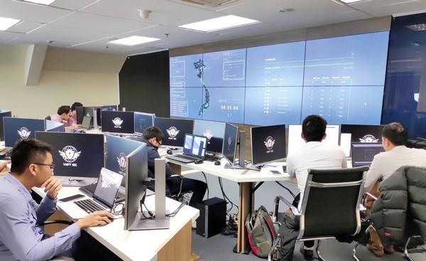 93% Trung tâm điều hành an ninh mạng sử dụng AI và máy học để chống tấn công mạng