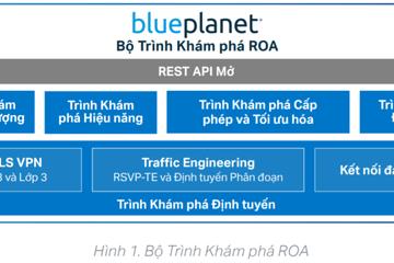 Đảm bảo cung cấp các dịch vụ quan trọng, với bộ trình khám phá ROA của Blueplanet®