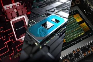 Nội chiến giữa bộ ba chip AMD, Intel và NVIDIA
