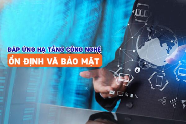 2 tiêu chí hàng đầu của hạ tầng công nghệ khi xây dựng và phát triển ứng dụng