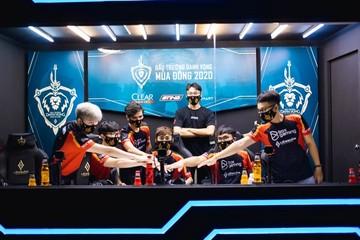 Box Gaming biến Team Flash thành cựu vương Đấu Trường Danh Vọng mùa Đông 2020