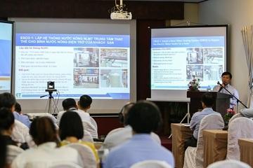 Việt Nam nhiều tiềm năng phát triển mô hình kinh doanh ESCO