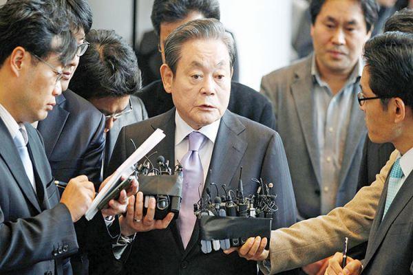 Samsung sẽ đi về đâu sau khi Chủ tịch Lee Kun Hee qua đời?