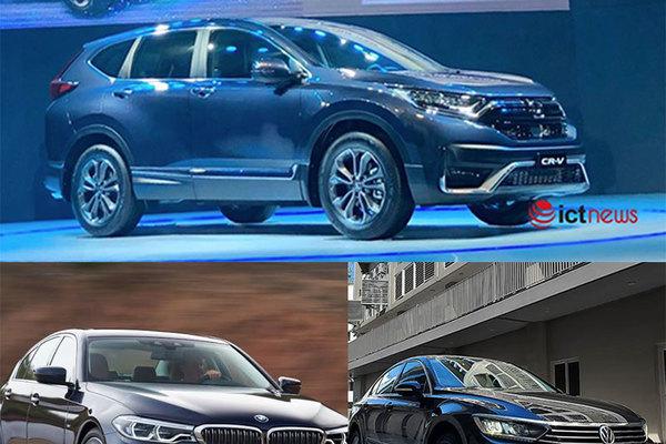 Ưu đãi 100% phí trước bạ, nhiều mẫu xe giảm giá lên tới gần 400 triệu đồng