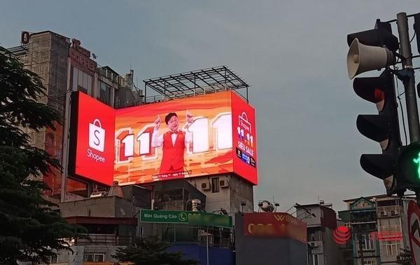 Sàn TMĐT chạy quảng cáo ồ ạt cho ngày lễ mua sắm 11/11